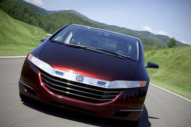 Honda décrasse ses moteurs