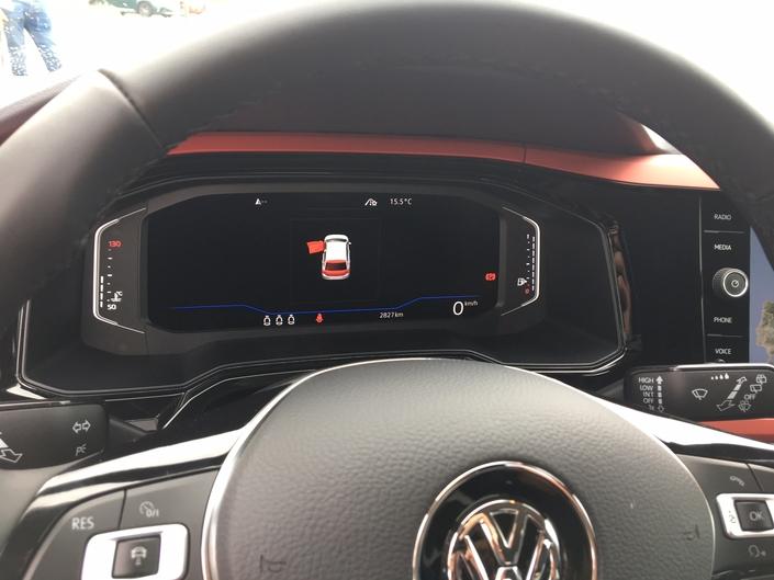 Volkswagen Polo 6: les premières images de l'essai en live
