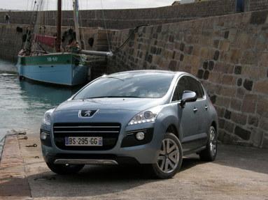 Essai vidéo – Peugeot 3008 HYbrid4 : le premier hybride diesel au monde est-il une réussite?