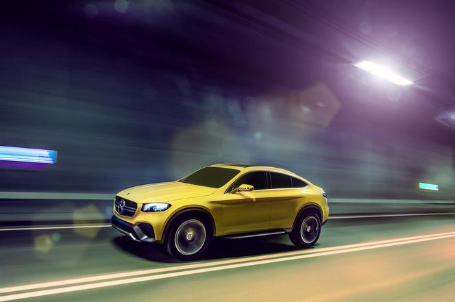 Mercedes confirme (évidemment) la production du GLC Coupé