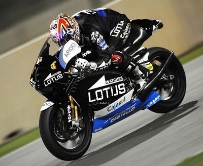 GP250 - Qatar Q.2: Debon, comme son ami Lorenzo