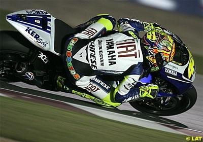 """Moto GP - Qatar Rossi: """"Lorenzo sera un candidat à la victoire"""""""