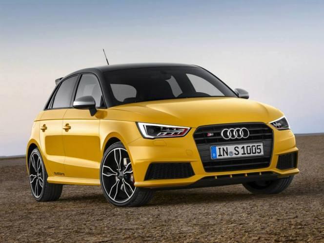 Audi S1, la voilà
