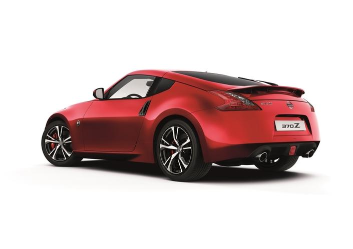 Nissan met à jour la 370Z