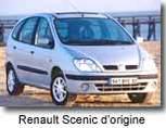 Renault Scenic : le roi des monospaces entre en scène