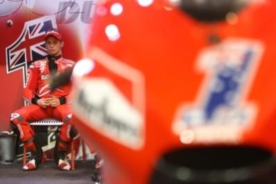 """Moto GP - Qatar Stoner: """"Je m'attendais à cette seconde ligne"""""""