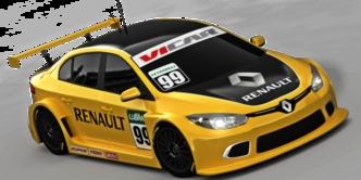 Renault sort sa Sandero RS de l'ombre
