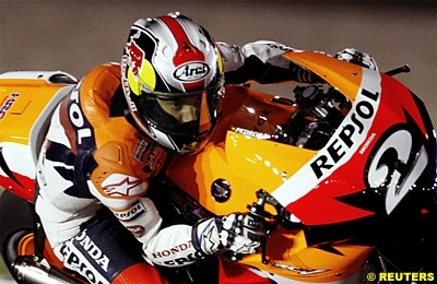 Moto GP - Qatar D.2: Le HRC alignera deux motos différentes