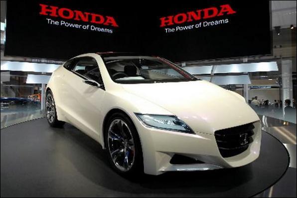 Salon de Tokyo : en 2009, Honda souhaite commercialiser une voiture hybride bien moins chère