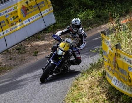 Dark Dog Rallye Moto Tour 2015, round 6: Julien Toniutti en tête