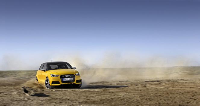 Genève 2014 : l'Audi S1 arrive avec 231 ch au prix de 36 100 € malus compris