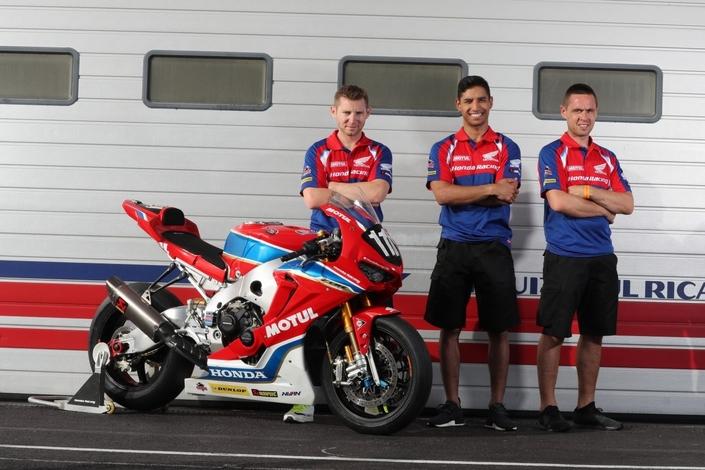 Honda Endurance Racing Team: seul Gimbert reste