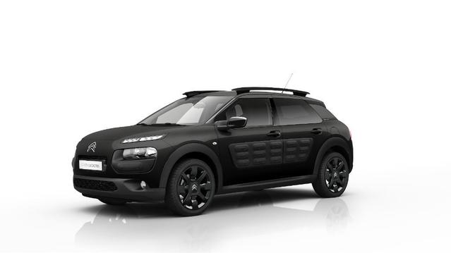 Citroën C4 Cactus: nouvelle boîte automatique EAT 6 et série spéciale OneTone