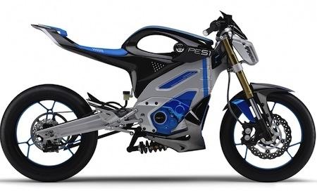 yamaha concept bike tokyo - photo #15