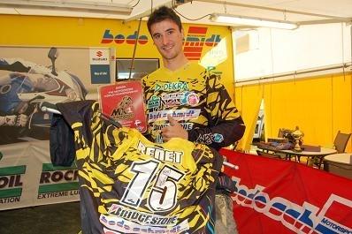 MX 3 : Pierre Alexandre Renet champion du monde