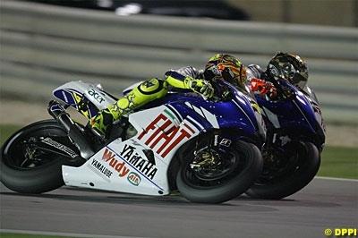 """Moto GP - Qatar Rossi: """"Il faut travailler différemment"""""""