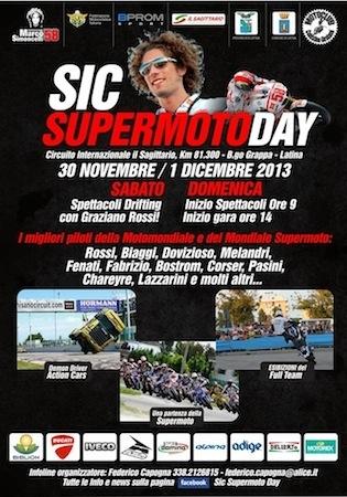 Sic Supermoto Day: la seconde édition fin novembre