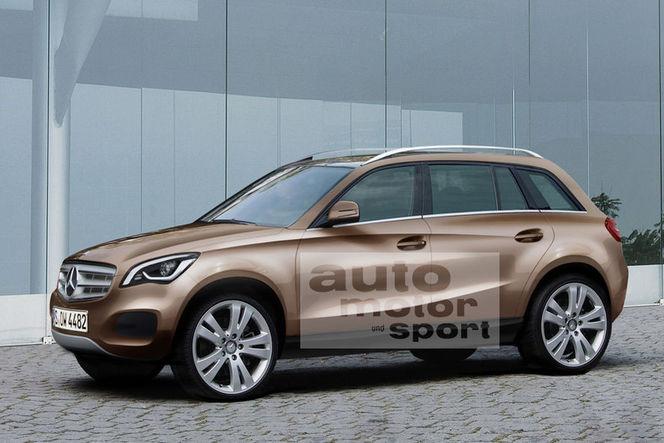 Toutes les futures Mercedes en images