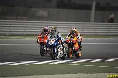 """Moto GP - Qatar Stoner: """"Je m'attendais à une course plus difficile"""""""