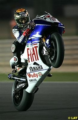 Moto GP - Qatar Lorenzo: « Physiquement, j'ai craqué »
