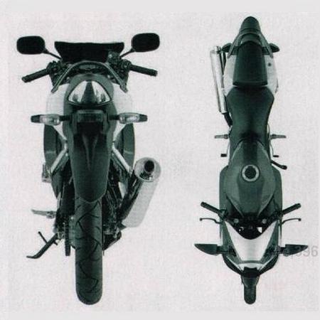 Suzuki - 2010 : Un GSX-R 125 en approche...