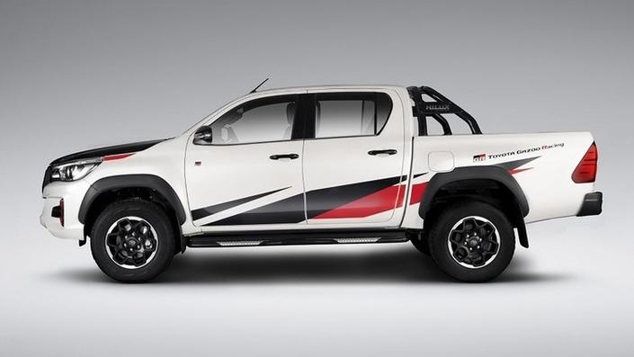 Toyota dévoile un Hilux GR Sport en Amérique du Sud