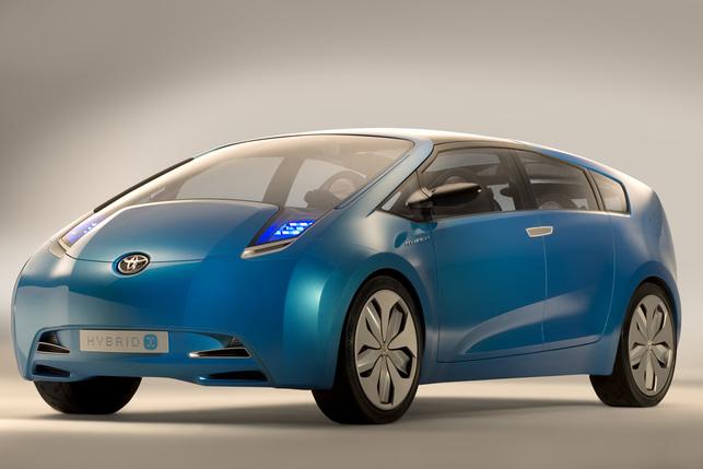 Toyota : une Prius break à l'horizon !