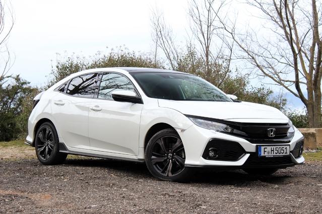 Essai vidéo - Honda Civic (2017) : à quelques détails près