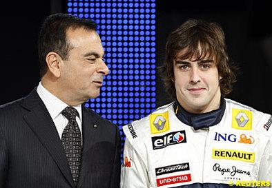 """Formule 1 - Alonso: """"Hamilton ne mérite pas qu'on lui réponde"""""""