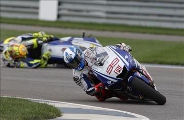 Moto GP - Etats-Unis: Lorenzo a repris du poil de la bête