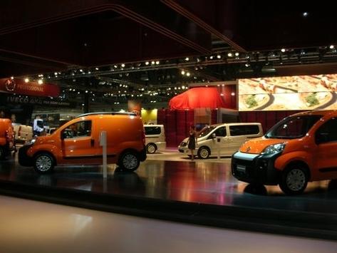 France : le Fiat Fiorino électrique lancé en 2008 !
