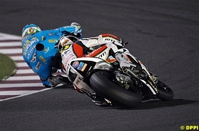 """Moto GP - Qatar Randy: """"J'étais sur de la glace !"""""""