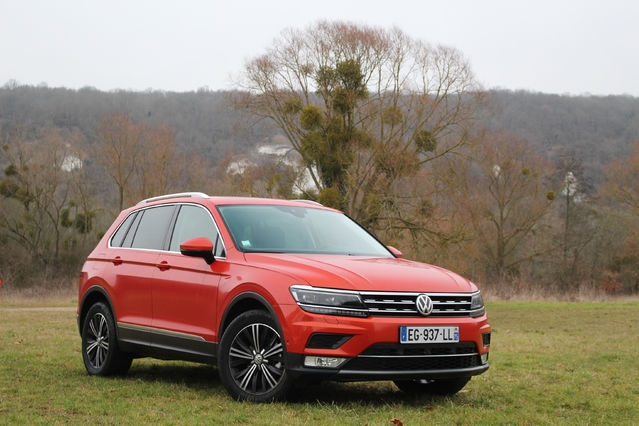 essai volkswagen tiguan 1 4 tsi 150 act 2017 l 39 essence en veil. Black Bedroom Furniture Sets. Home Design Ideas