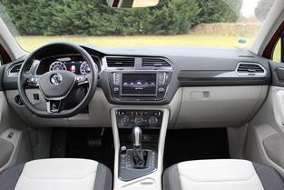 Essai - Volkswagen Tiguan 1.4 TSi 150 ACT (2017) : l'essence en éveil