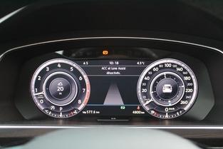 Le cockpit numérique, lui, est de série.