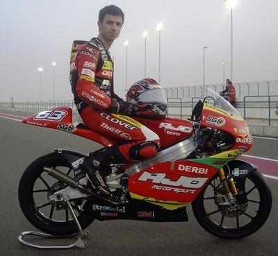 GP125 - Qatar: Di Meglio n'a pas déçu