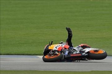 Moto GP - Etats-Unis: Pedrosa a raté le coche