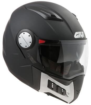 Givi X01 Trekker: inspiré du tout-terrain.