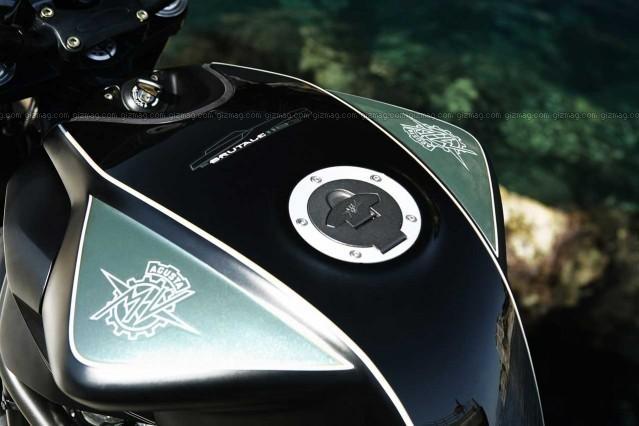 MV Agusta : la Brutale 910R Wally