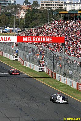 Formule 1: Ecclestone menace l'Australie