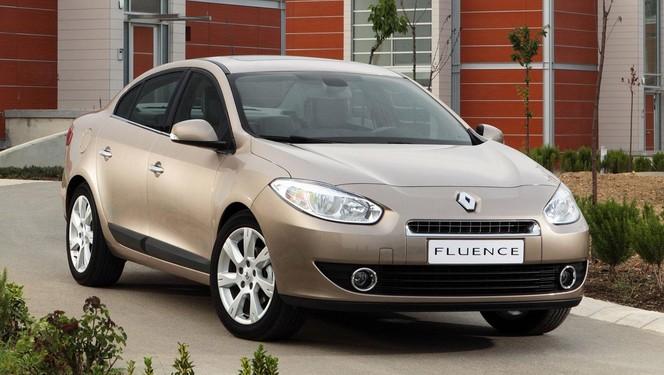 Renault Fluence et Latitude quittent l'Allemagne, faute de ventes