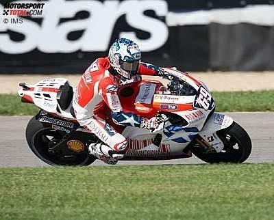Moto GP - Etats-Unis: La juste récompense de Nicky Hayden