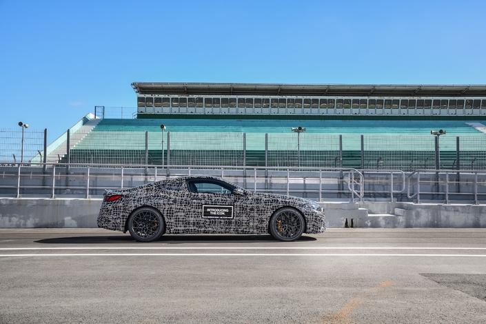 BMW annonce la M8 et ses 600 ch