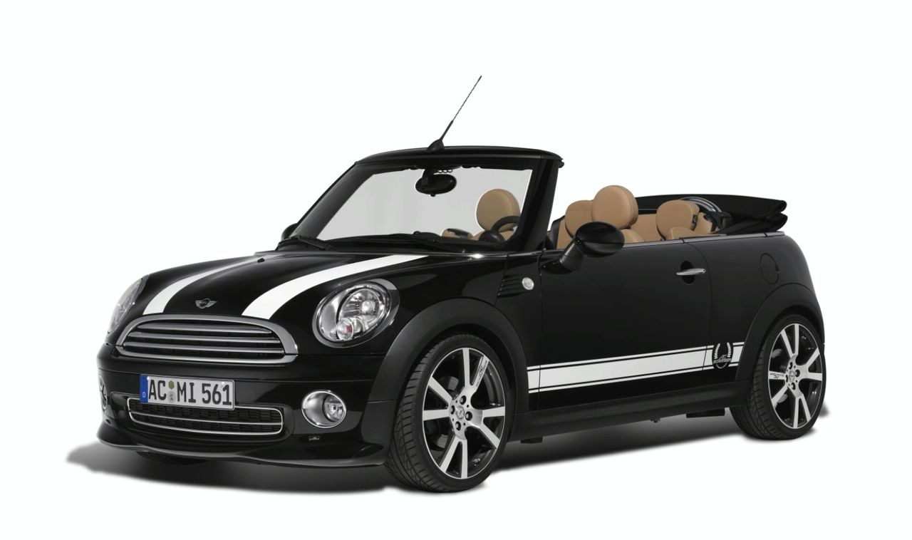 ac schnitzer mini cooper s cabriolet fashion. Black Bedroom Furniture Sets. Home Design Ideas