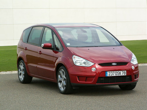 Essai - Ford S-Max & Galaxy II : coup double