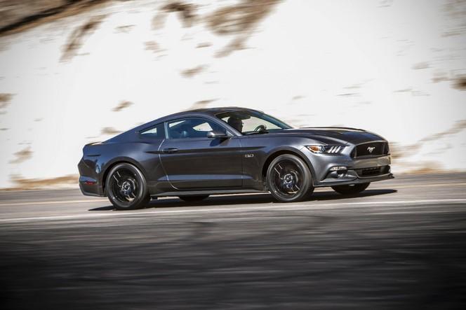 La Ford Mustang européenne livre ses caractéristiques