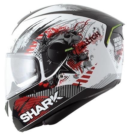 Shark: un Skwal aux couleurs du team Switich Riders