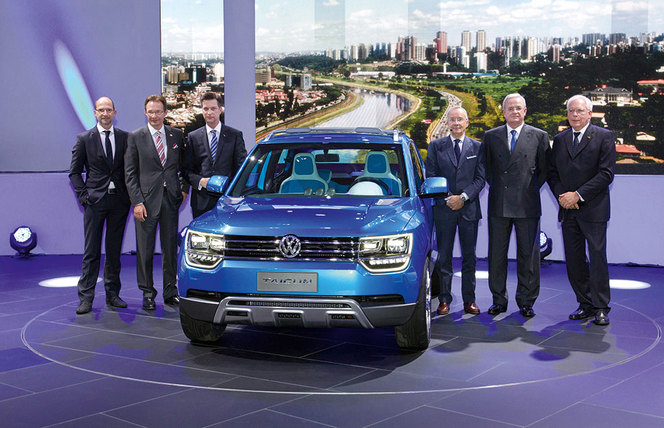 Volkswagen confirme la mise en production du Taigun