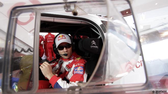 WRC Australie : pluie de consignes, Hirvonen et Loeb clairement désignés 1er pilote