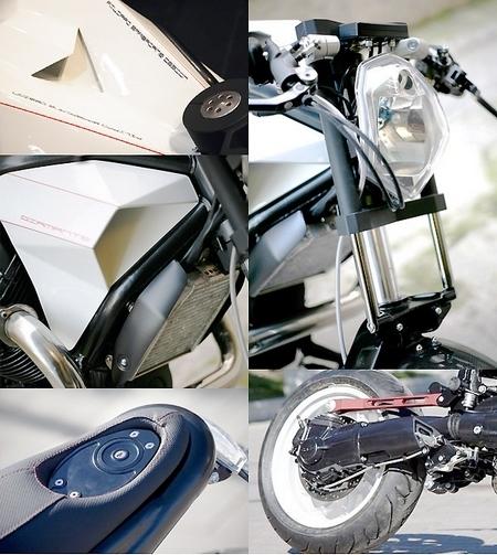 Moto Guzzi Diamante : Deux monobras s'il vous plaît !!